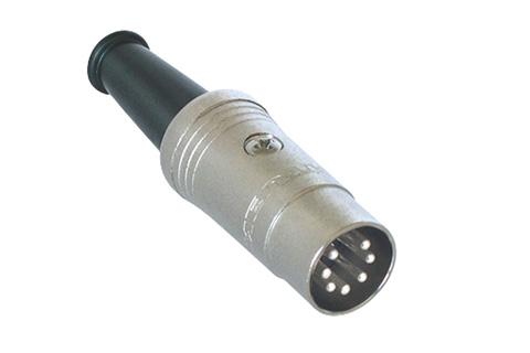 Neutrik DIN Plug, 7-PIN