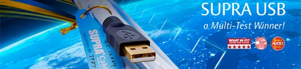 Supra USB kabler
