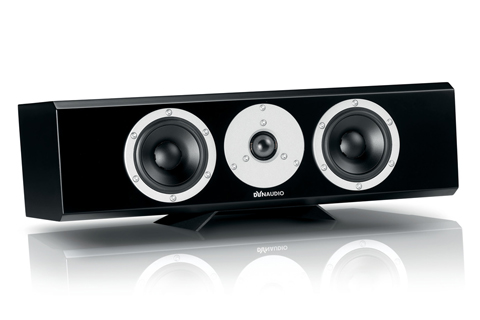 - Dynaudio Excite X24 center højttaler, sort