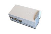 Strømforsyning til aktive antenner og forstærkere. Benyttes primært i campingvogne, både og lastbiler - Kan bruges både med 12V og 230 volt samtidigt