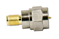 SMA to F-connector adaptor