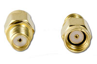SMA jack-plug adaptor (Female - male)