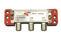 Passiv adapter der gør det mulige at seperere dit Data signal fra TV/Radio signalet. Anbefales til brug ved internet via kabel TV forbindelsen.