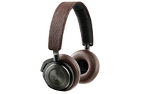 Wireless B&O PLAY H8 bluetooth on-ear headphones with active noise cancelling and touch control - No strings attached here!