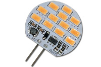 SunFlux G4 LED 2W 2700K