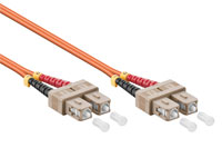 Otical network cable, SC-SC OM2
