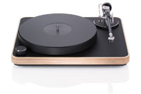 Clearaudio Concept med MM pick-up, wood