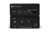 Professionel HDMI splitter fra Atlona med fuld understøttelse af Ultra HD(4K).