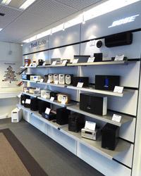 , AV-Connection Odense Butikken - Bose, Transportabelt, Stereoanlæg m.m