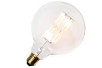 SunFlux Globe E27 LED 3.5W ON