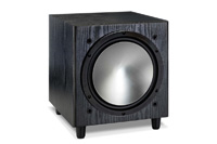 Monitor Audio Bronze W10, sort eg