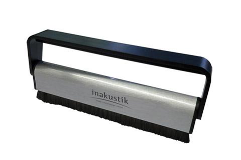 inakustik Premium Carbon-fibre plade børste