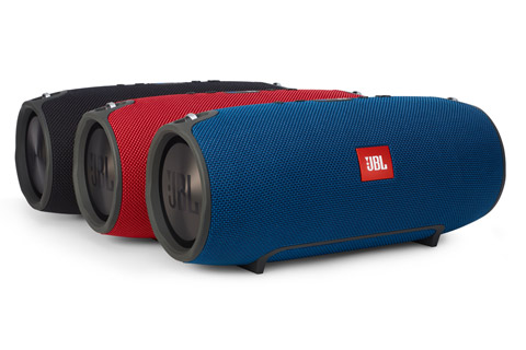 - JBL Xtreme, collage
