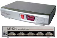Lindy DVI Switchbox (32591)