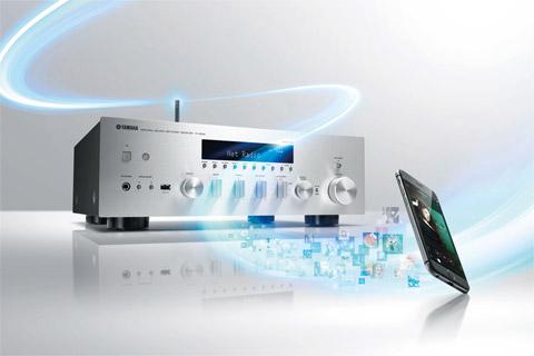 Yamaha R-N602, MusicCast