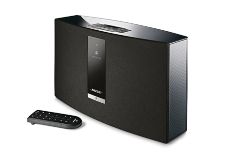 Bose SoundTouch 20 III, black