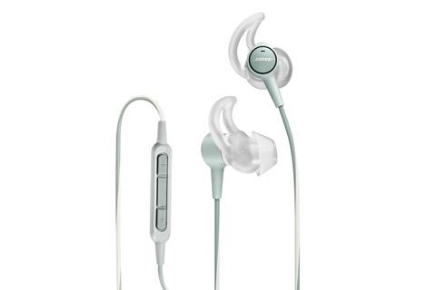 Bose SoundTrue Ultra in-ear, frost grey