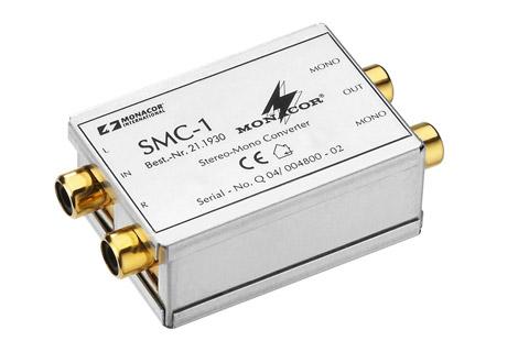 SMC-1 Stereo to Mono converter