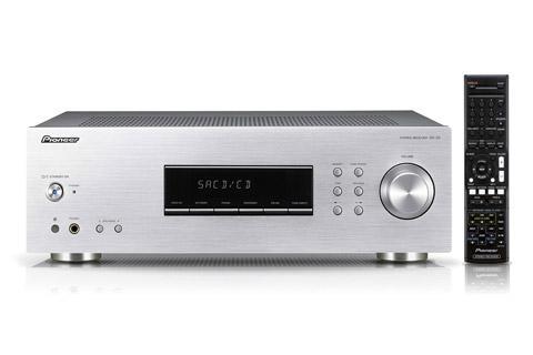 Kraftig stereo receiver fra Pioneer med DAB+. SX-20DAB er den prisvenlige receiver med lyden i højsædet.