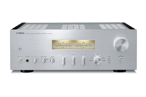 Yamaha Stereo Amplifier Av Connection