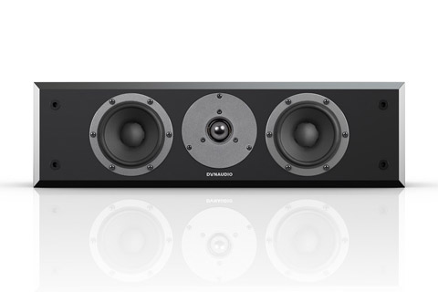 Dynaudio Emit M15 C, sort satin