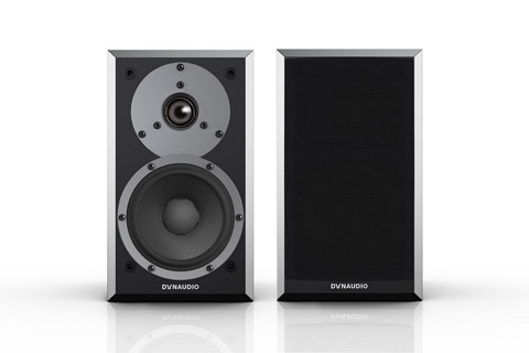 Dynaudio Emit M10, sort satin