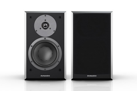 Dynaudio Emit M20, sort satin