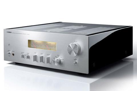 Yamaha A-S1100, silver