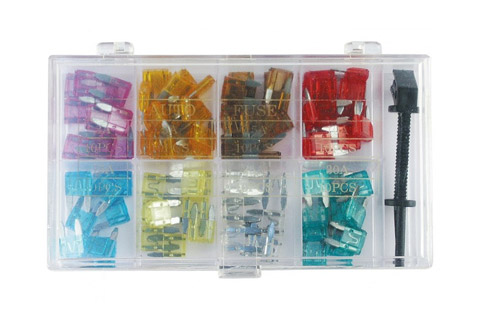 Fixpoint fuse assortment for cars