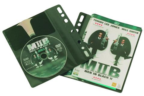 - AM DVD/Blu-ray slip (DVD not included)