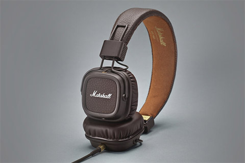 Marshall Major II, brown
