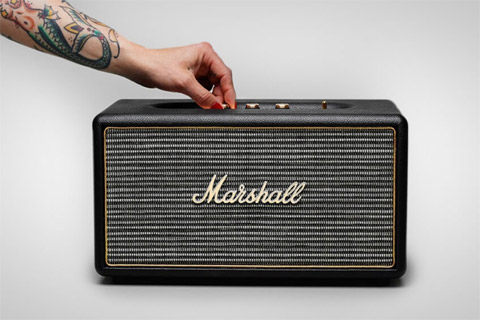 Marshall Stanmore, Black
