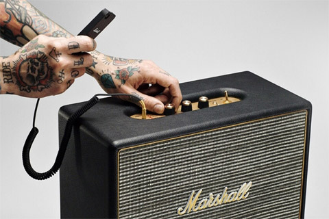 Marshall Woburn, black