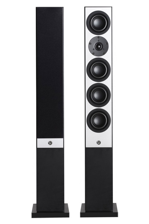System Audio Mantra 50, black