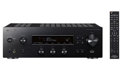 - Pioneer SX-N30, black