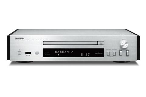 Yamaha CD-NT670, Alu titan