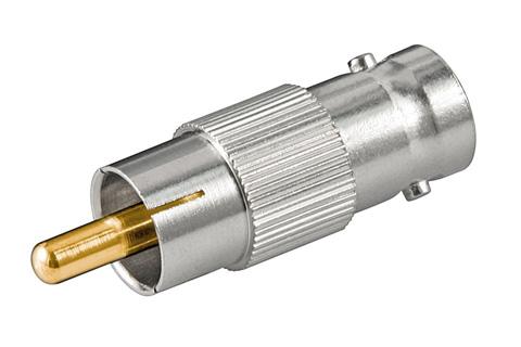 06-027 BNC - Phono adaptor
