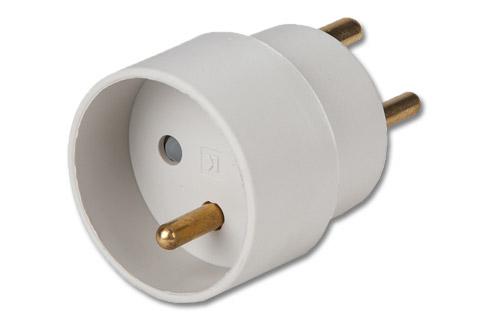 LK Schuko power adaptor
