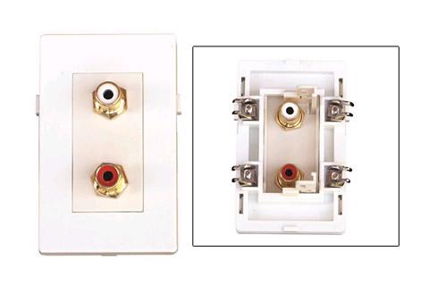 WP-1003, Stereo phono vægdåse