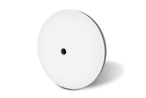 Zensehome dæksel til lampeudtag, hvid