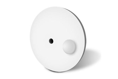 Zensehome dæksel til lampeudtag med PIR, hvid