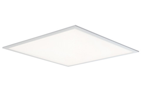SunFlux LED loftpanel 60x60 cm, hvid