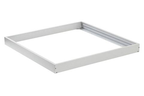 SunFlux ramme til LED panel, hvid