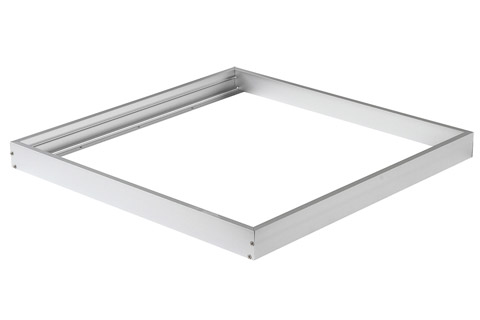 sunflux mounting frame for led panel 60x60. Black Bedroom Furniture Sets. Home Design Ideas
