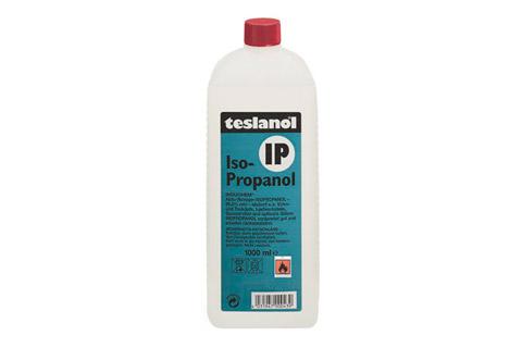 - Teslanol IP iso-propanol