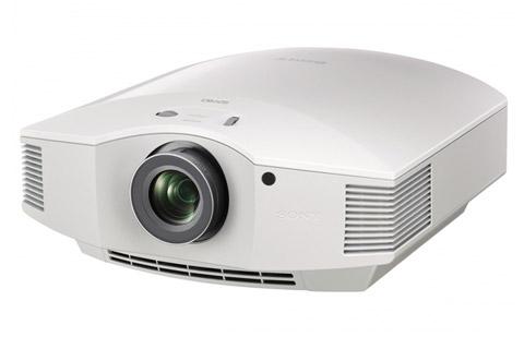 Sony VPL-HW45, white