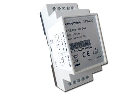 Zensehome DF2400 DIN-modul 5A filter