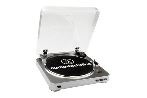 Prisvenlig fuldautomatisk pladespiller. Indbygget RIAA og USB for direkte tilslutning til PC