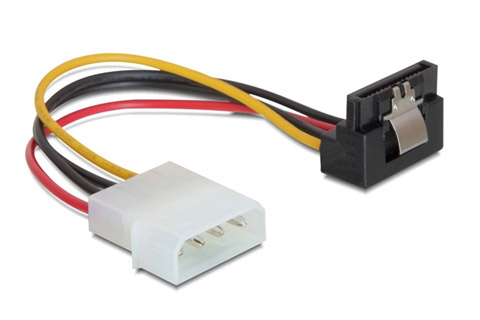 Molex til SATA HDD adapter