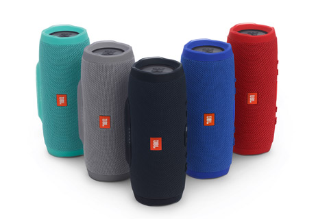 - JBL Charge 3, family
